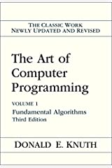 The Art of Computer Programming, Vol. 1: Fundamental Algorithms, 3rd Edition Hardcover