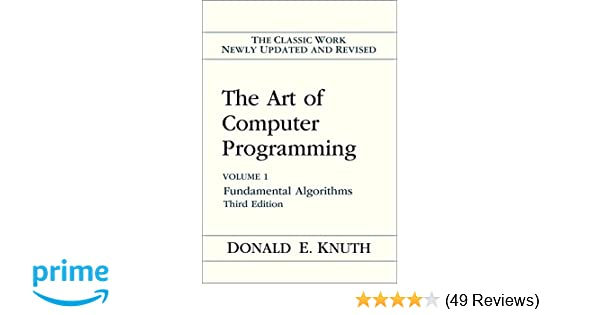 The Art of Computer Programming, Vol  1: Fundamental
