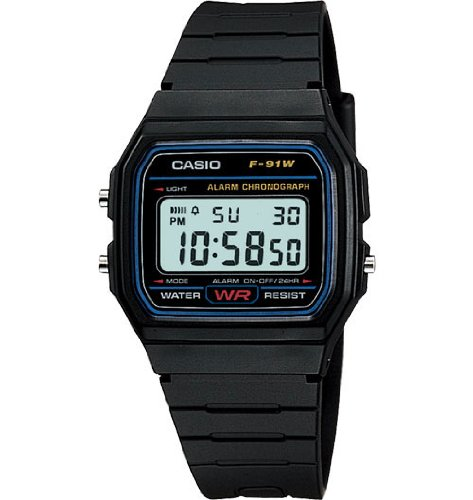 Casio F91W Digital Sports Watch