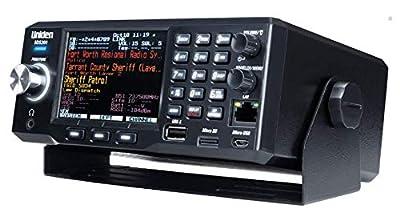 Uniden SDS200 True I/Q TrunkTracker X Base/Mobile Scanner, S.A.M.E. Weather Alert