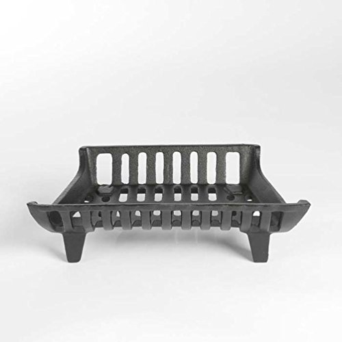 Buy Cheap Liberty Foundry HY-C G22 22 Heavy-Duty Cast Iron Fireplace Grate 2 Legs