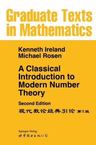 Top classical introduction to modern number theory for 2019