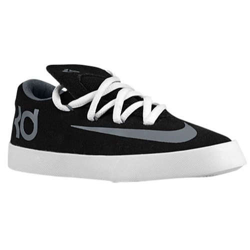 e89c261a415b Nike Boys  Little Kids KD Vulc (PS) Sneaker Shoes-Black Cool Grey-White  (684166 001) 1Y - Buy Online in UAE.