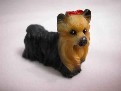 Heidi Ott Dollhouse Miniature Dog Animal 1:12 Scale Yorkshire Terrier #XZ517