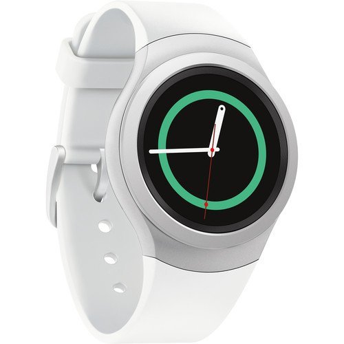 Samsung Gear S2 Smartwatch Silver (US Version) by Samsung