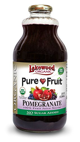 Lakewood Organic Pure Fruit (SH) Pomegranate Blend