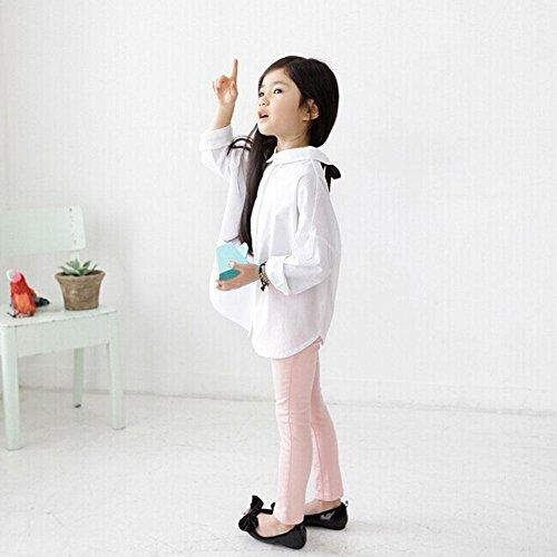 Bébé Pantalon Crayon Épais Bébé Filles Zhuotop Leggings Bebe S Noir