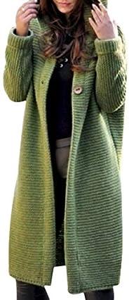 hudiemm0B Christmas Cardigan,Christmas Clothing,Large Size Ladies Cardigan Hooded Knit Sweater Casual Loose Lo