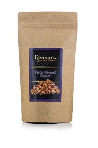 Gourmet Popcorn Gift Set - Pecan Almond Crunch (4 pack) by Deanan Gourmet Popcorn