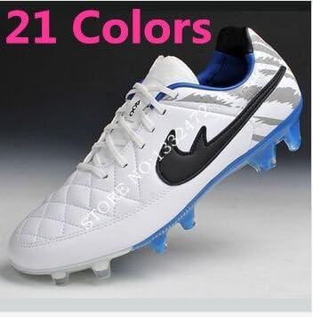 5294e16ca9db7 Amazon.com: Chuteira Futebol Football Boots Tiempo Legend V FG,Cheap Soccer  Shoes zapatos de futbol,Euo Size 39-45: Sports & Outdoors