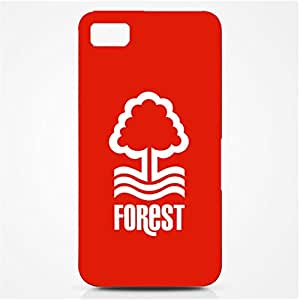 Nottingham Forest Football Club Series 3D Hard Plastic Case Cover For Iphone 5/5S