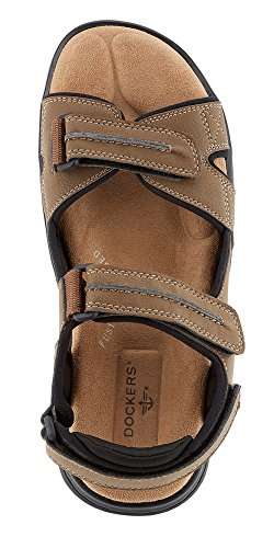 Image of Dockers Men's Newpage Sporty Outdoor Sandal Shoe