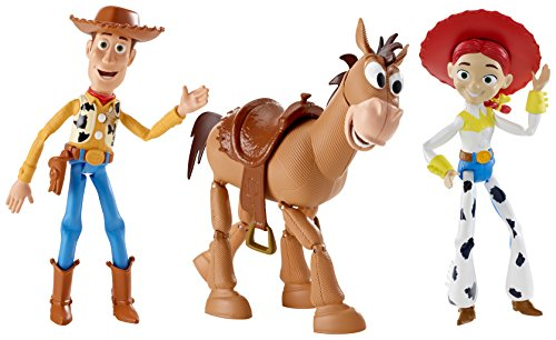 "Disney/Pixar Toy Story 4"" Basic Figures #2 (3 Pack)"