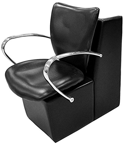 Beauty Salon Styling Chair BLACK ESTELLE Salon Furniture & E