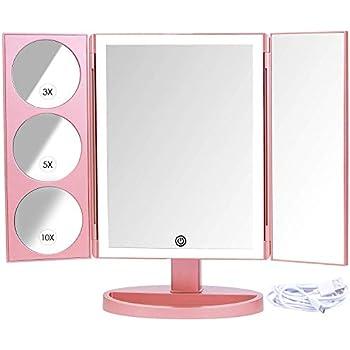 Amazon Com Mirrorvana Xlarge Vanity Mirror With Lights