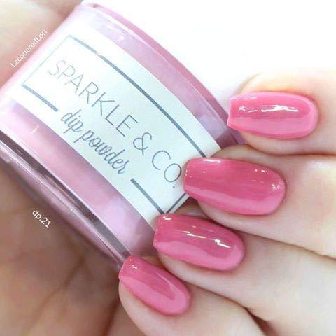 Sparkle & Co. Dip Powders - dp.21 Secret -