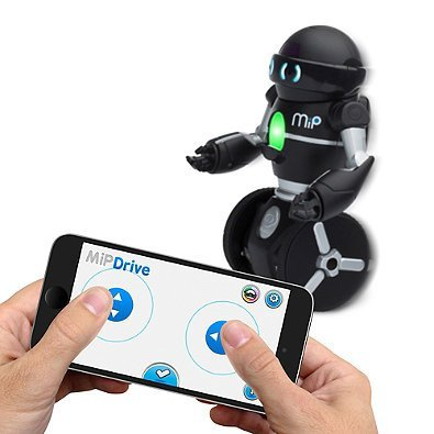 MiP Balancing Robot in Black