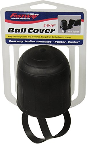 Trailer Hitch Ball Cover (Equal-i-zer (82003216) Hitch Ball Cover, 2-5/16