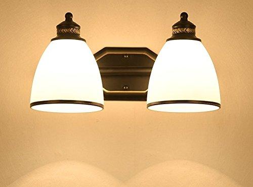 BGmdjcf The Restaurant Corridor Aisle Wall Lights , (Dual-Head Of Health-Warm