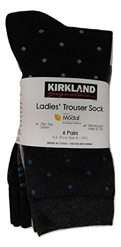 Kirkland Signature Ladies Trouser Socks
