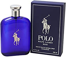 Polo Blue Ralph Lauren cologne - a fragrance for men 2003 d523e396bacd