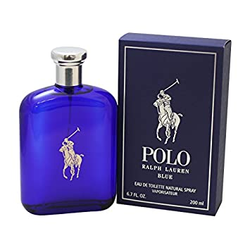 Amazon.com   Polo Blue for Men By Ralph Lauren Eau-de-toilette Spray ... 7f622cfb51f12