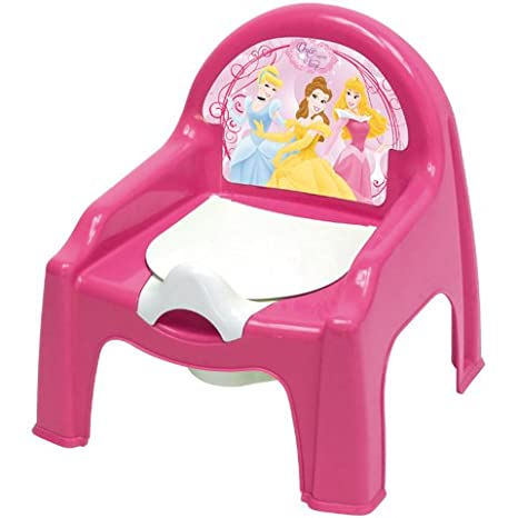 Chaise Petit Pot De Chambre Bebe Princesse Disney Dimension 30 Cm X