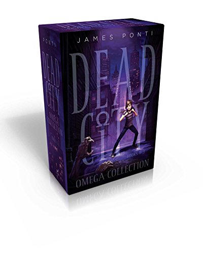 Dead City Omega Collection Books 1-3: Dead City; Blue Moon; Dark Days
