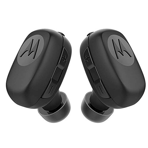 Motorola PNI-MOTSWBK Stream Wireless Audio Earphones with Bluetooth - Black