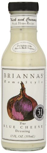 Brianna's Blue Cheese Dressing, 12 oz