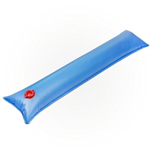Swim Central 4' Blue Water Tube for In-Ground Swimming Pool Winter Closing by Cool Cover Access