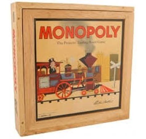 Hasbro Monopoly - Nostalgia en Caja de Metal: Amazon.es: Juguetes y juegos