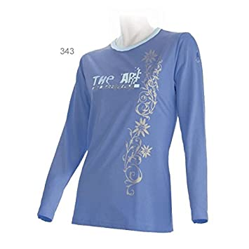 Boreal - Boreal BALTZOLA LD AZUL - Camiseta algodon mujer manga larga - S, AZUL