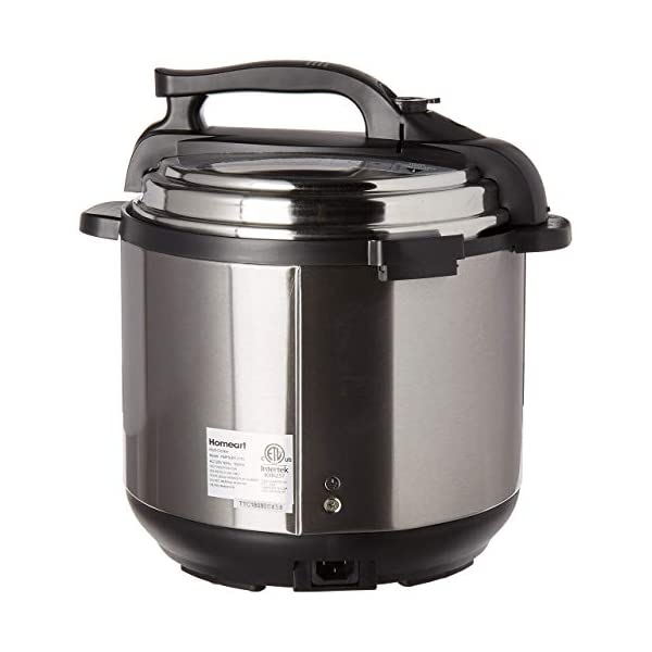 Homeart Multipot Pressure Cooker, Programmable Settings with Multifunctions, Over 6 Liter Capacity 3