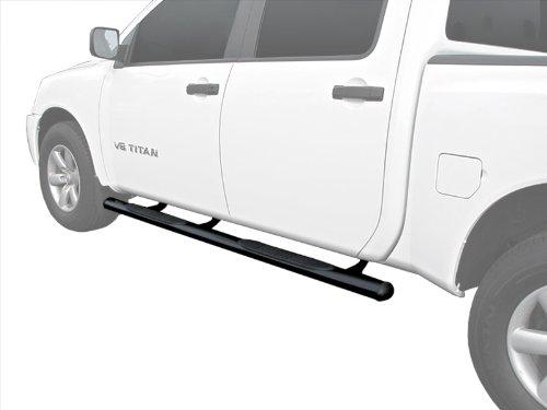 TYGER Custom Fit 04-15 Nissan Titan Crew Cab Black 4