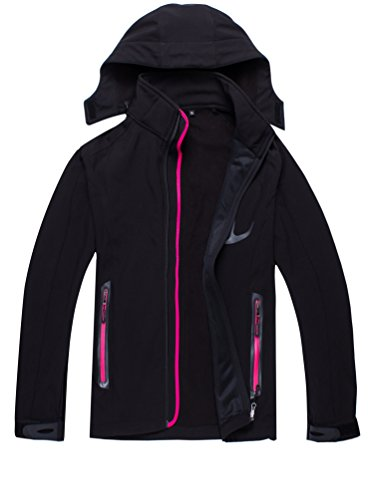 Zestway-Womens-Winter-Warm-Mountain-Windproof-Fleece-Jacket-Softshell-Coat