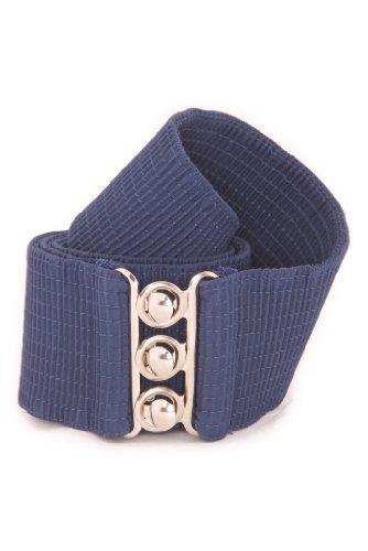 Waist Slimming Trimmer Exercise Belt Wide Blue - 5