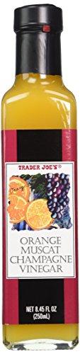 Trader Joe's Gourmet Orange Muscat Champagne Vinegar