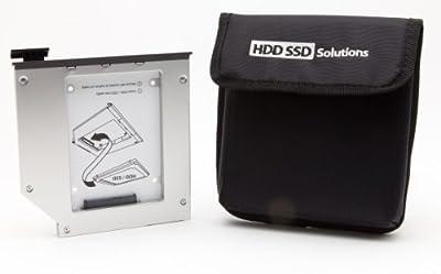 2nd Hard Drive Caddy for DELL E6540, E6440 Modular Bay (original Newmodeus caddy)