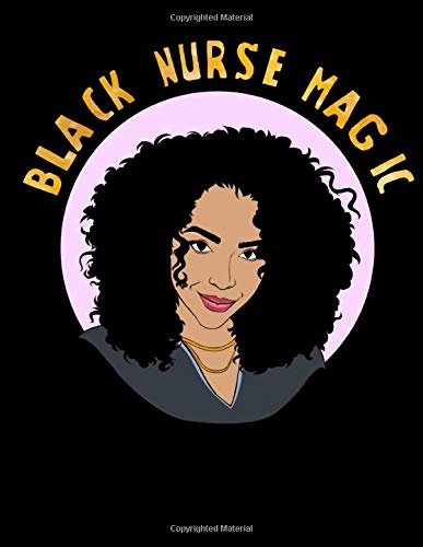 Nursing Care Planner: Black Nurse Magic African American Woman Design With Nursing Care Plan And Mandala For Coloring If You Cant Find A Pack Of Cards: Amazon.es: Mae, Helen: Libros en idiomas