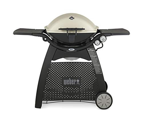 Weber 57060001 Q3200 Liquid Propane - Gas Portable Barbecue Cart Grill