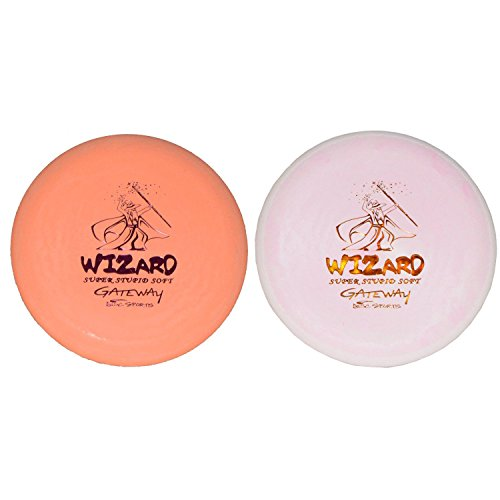 Gateway Wizard Stupid Super Soft Putter - 2 Pack - 172g (Gateway Disc Wizard Super Soft)