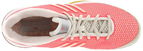 Adidas Asmc Barricade Het Tennis Van Vrouwen Schoen Roze