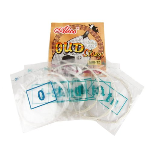 Musiclily Alice Oud Strings Set (Pack of 10)