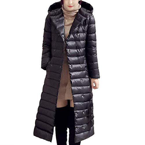 Lunga Eleganti 4 Donna Slim Vintage Bavero Colori Manica Fit Cappotto Abbigliamento Cintura Inclusa Giaccone Outerwear Trench Autunno Classiche Moda Invernali Calda Solidi Schwarz Giacca S5xrvw5Bq