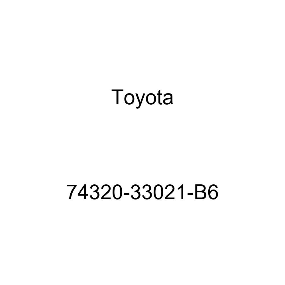 TOYOTA Genuine 74320-33021-B6 Visor Assembly