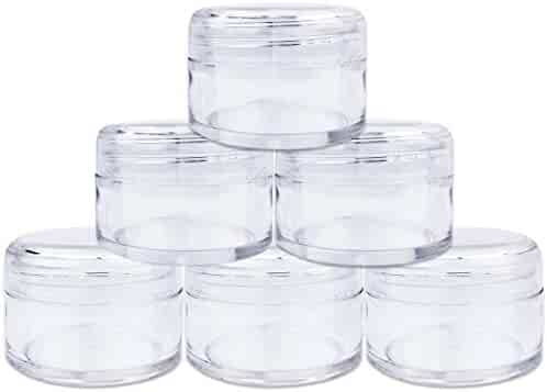 8ffa0ac4e4a3 Shopping Clear and Small Size - Refillable Containers - Bags & Cases ...