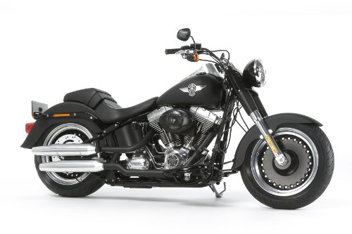 Tamiya 300016041 - 1:6 Harley-davidson Fat Boy Lo Flstfb, Motorräder