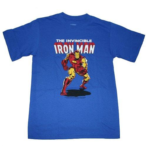 with Iron Man T-Shirts design