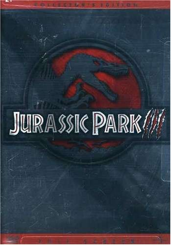 Jurassic Park III (Full Screeen Collector's Edition) (Jurassic Park Dvd The Lost World)